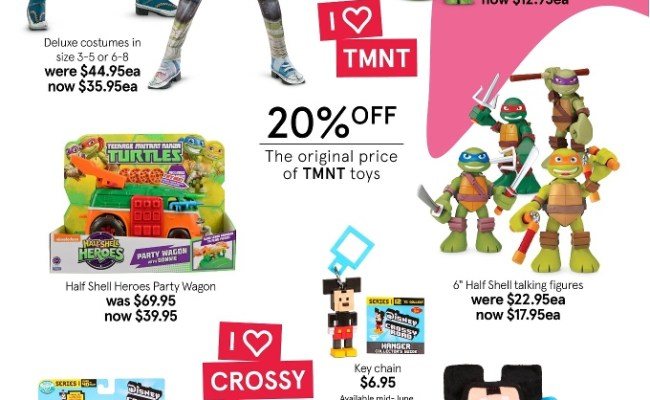 Myer Catalogue Toy Sale July 2017 Page 26