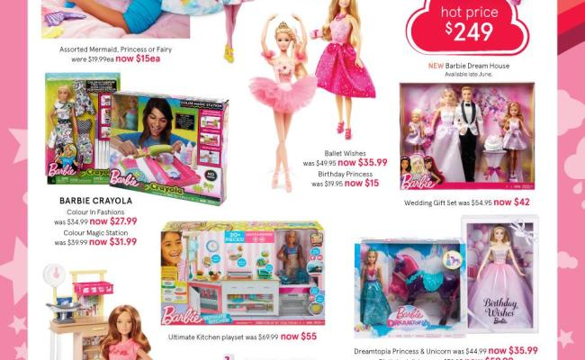 Myer Catalogue Toy Sale June 2018 Page 8