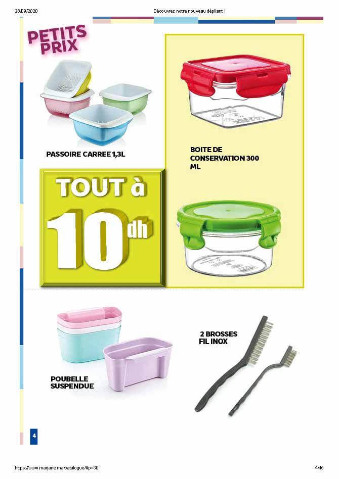 Catalogue Marjane petits prix 3