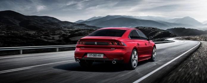 prix Nouvelle Peugeot 508 1