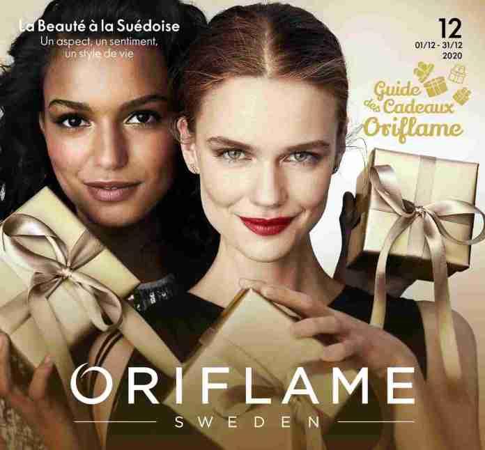 Catalogue Oriflame décembre 2020