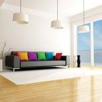 5 colores para usar y combinar en la decoración de tu hogar.