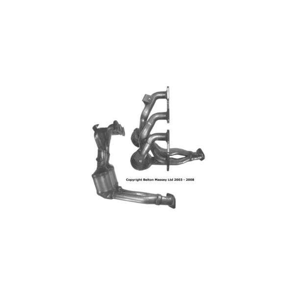 Catalyseur Alfa-Romeo 156 GT GTV SPIDER 2.0i JTS