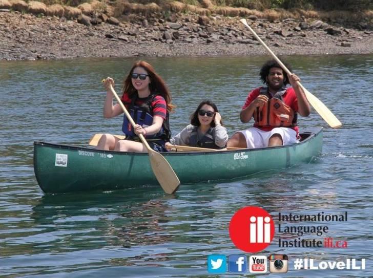 Free Canoeing 4