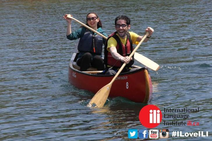 Free Canoeing