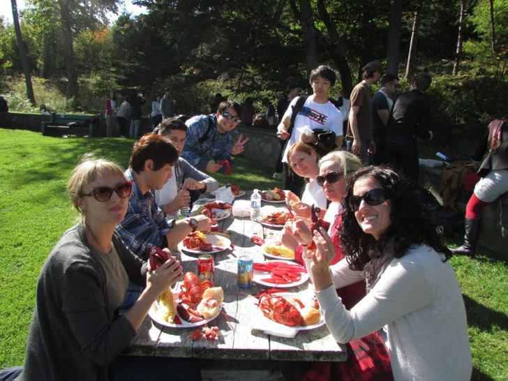 Lobster and Corn Boil Picnic 6