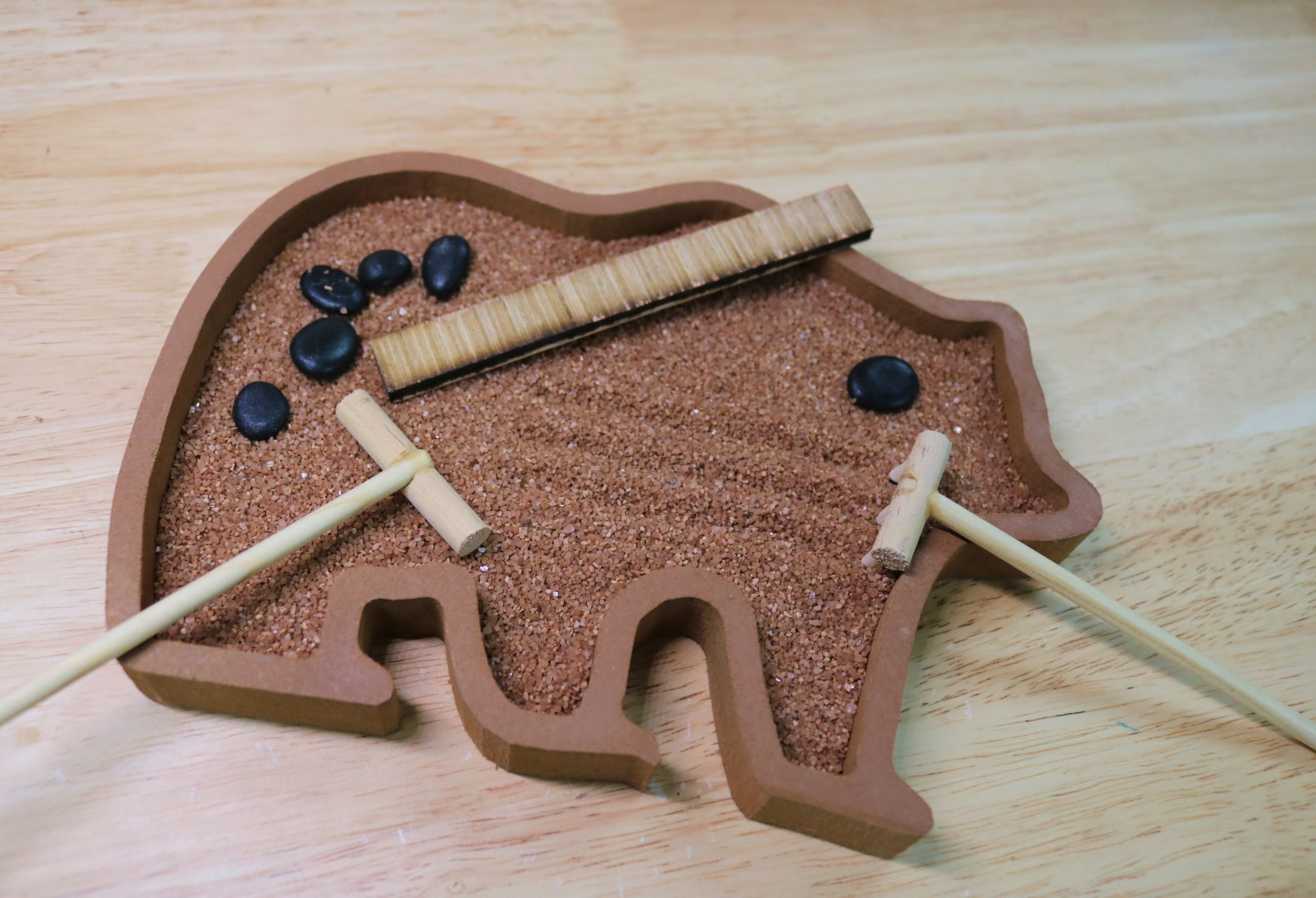 Bear Zen Garden – Animal Themed Zen Garden