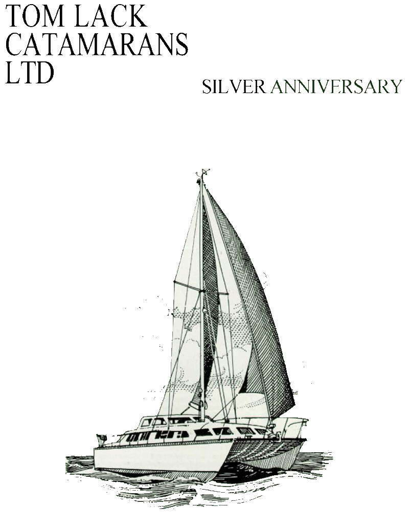 Catalac Catamaran brochures
