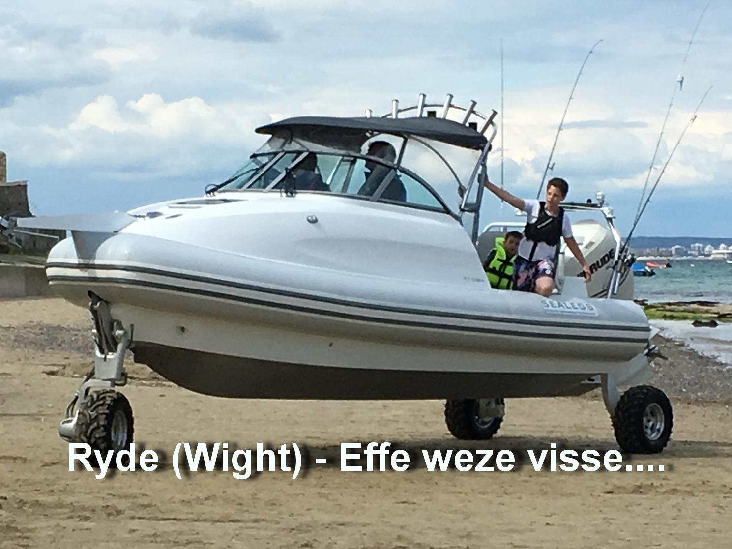 Ryde - Effe weze visse