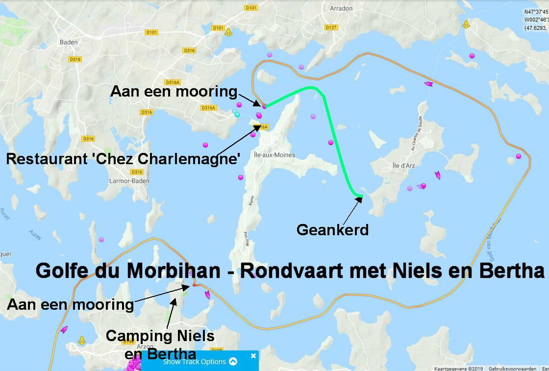 Tour du Golfe du Morbihan