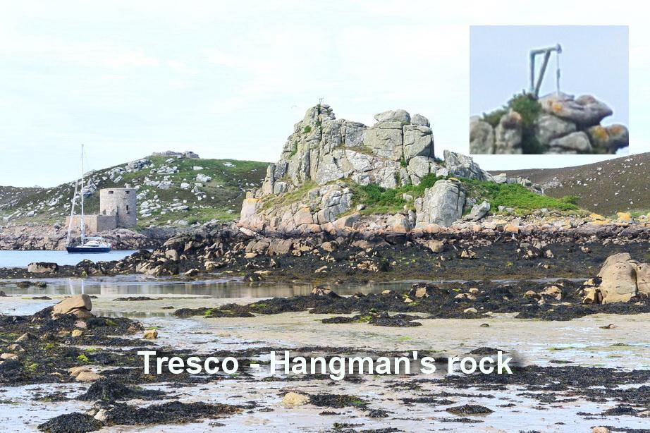 Tresco - Hangman's rock2