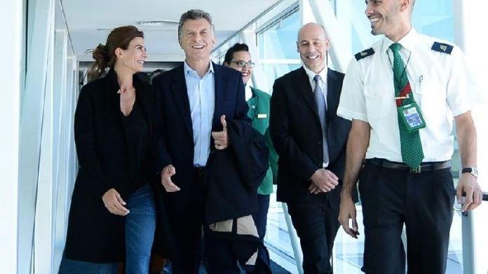 Mauricio Macri de viaje, ahora por Francia y Suiza - Catamarca Actual