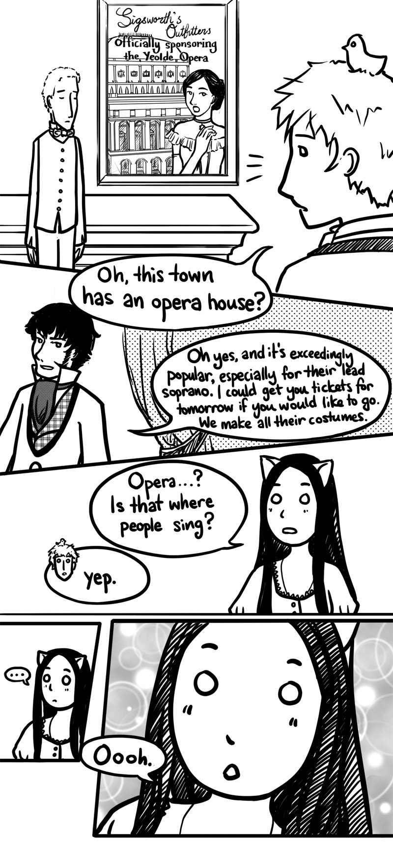Where People Sing