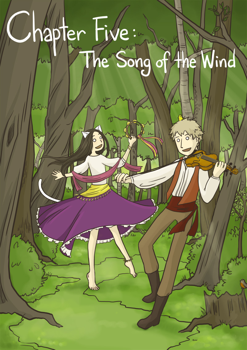 Chapter 5 The Song Of The Wind