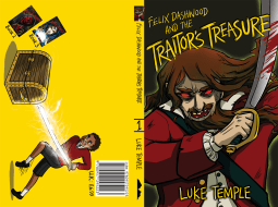 Cover of Traitor's Treasure