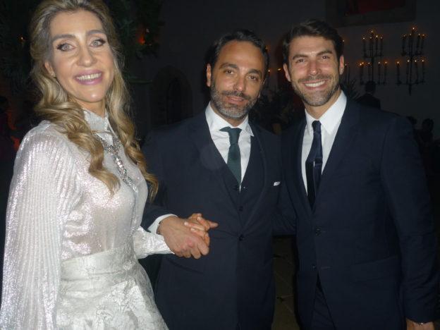 Il matrimonio di Beatrice Grimaldi di Serravalle con Salvatore Faro Faussone una bellissima