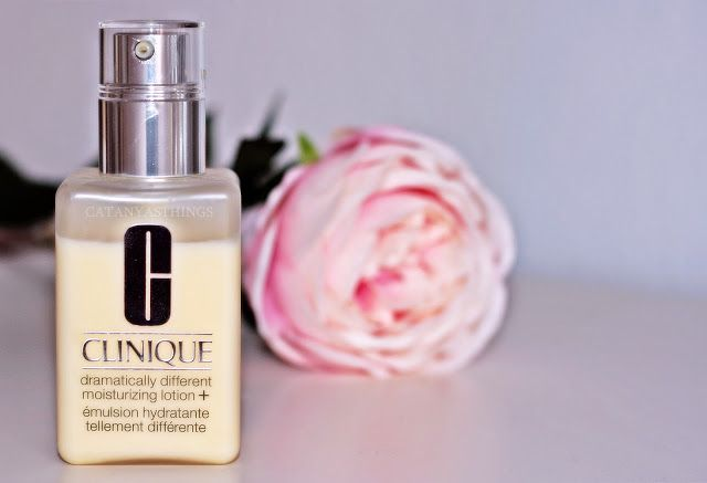 CLINIQUE Dramatically Different Lotion+ REVIEW
