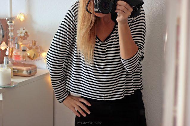 Outfit Black & White – BLOGMAS DÍA 21