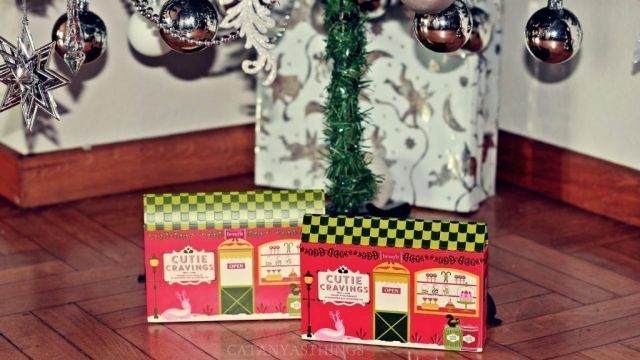 BENEFIT – Cutie Cravings – Christmas Makeup Kit