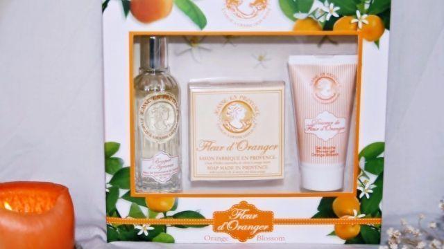 Jeanne en Provence | Fleur D'Oranger