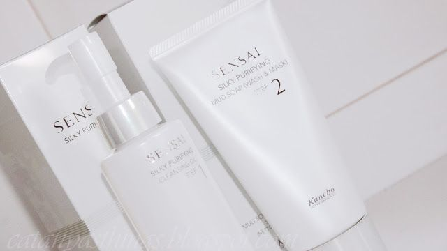 Kanebo Cleansing Oil & Mud Soap