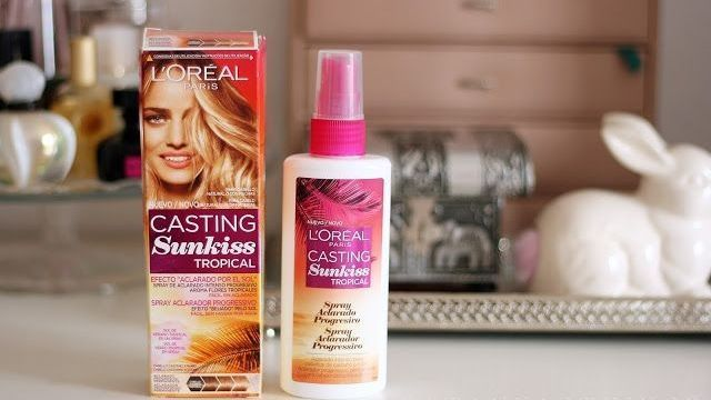 L'OREAL – CASTING SUNKISS TROPICAL
