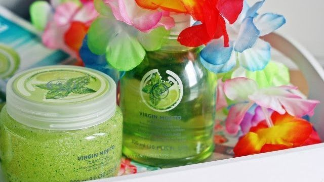 THE BODY SHOP – Virgin Mojito
