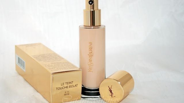 YSL Le Teint Touche Éclat (Review)
