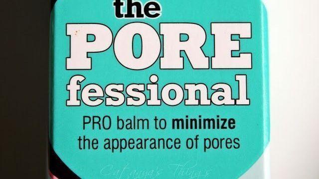 Benefit The POREfessional (your secret weapon against pores!)