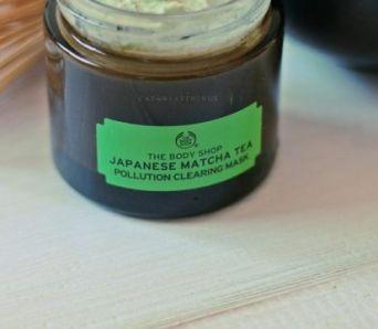 Mascarilla Purificante Antipolución de Té Matcha Japonés – TBS