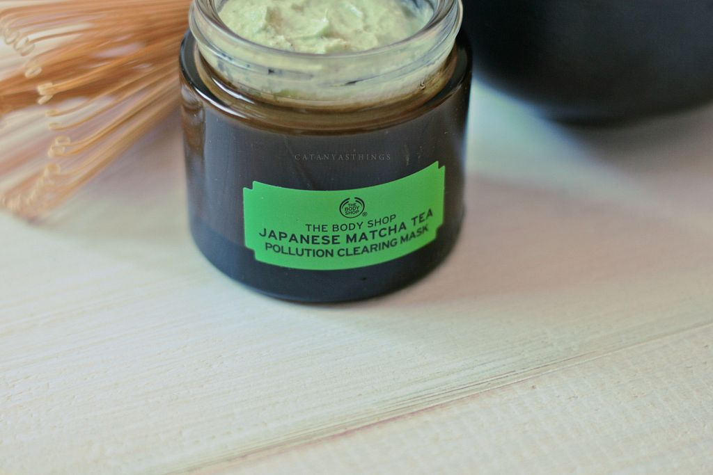 the body shop matcha