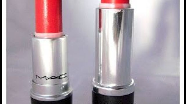 Labios Rojos: MAC vs Kiko