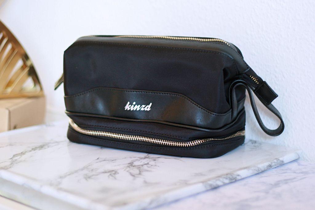 kinzd makeup cosmetics bag
