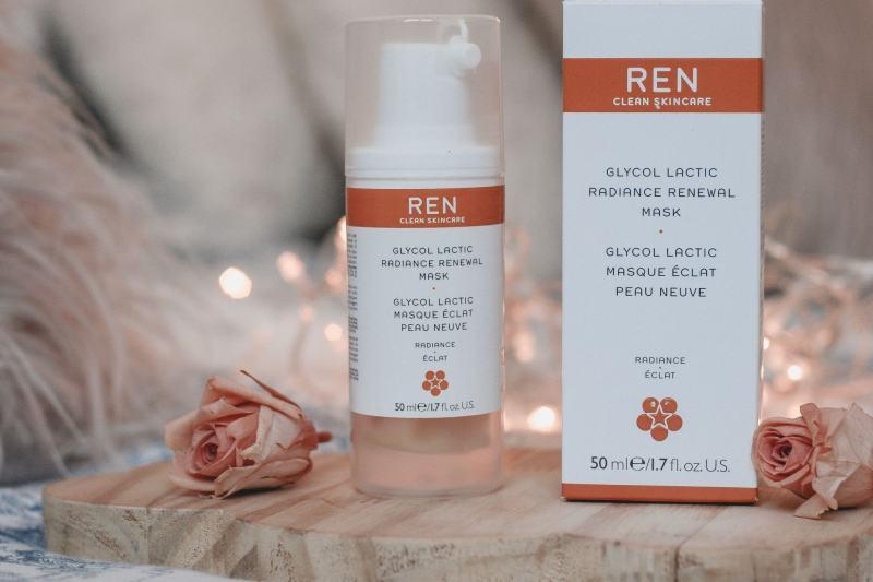 REN – Glycol Lactic Radiance Renewal Mask