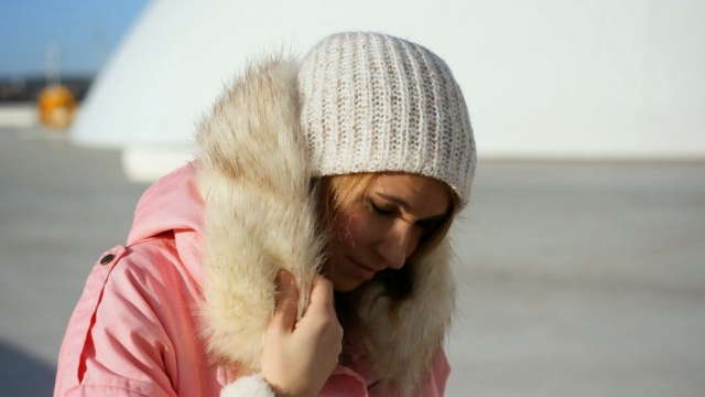 LOOKBOOK February #1: The Baby Pink Parka