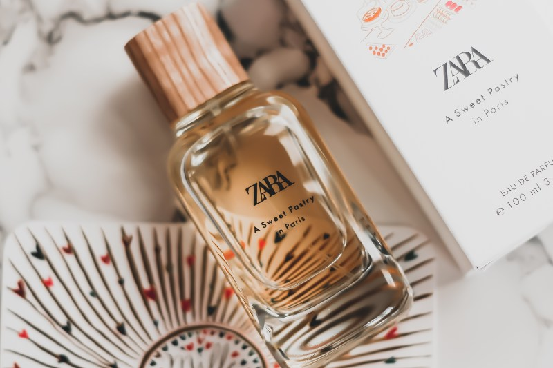 A Sweet Pastry in Paris – EAU DE PARFUM by ZARA