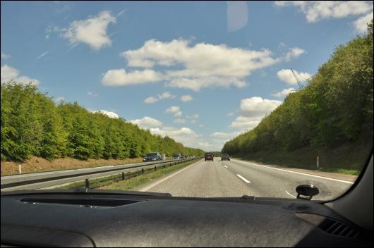 Den fynske motorvej