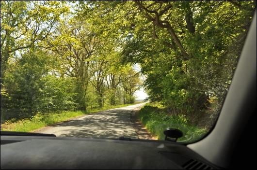 Vejen til Knudshoved