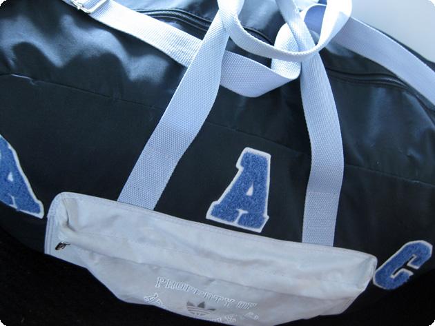 Den store taske