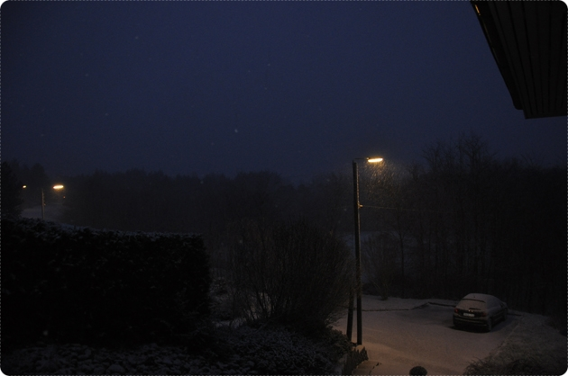 Snemorgen