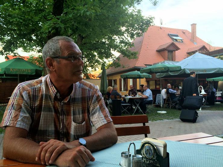 Pitstop i Nürenberg