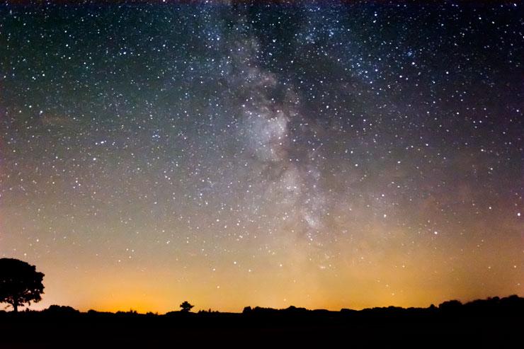 Mælkevejen/Milky Way