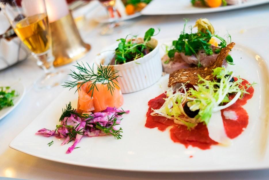 Tappas på Restaurant Meat