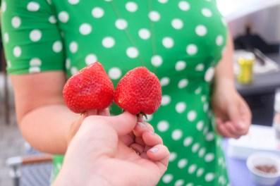 Fantastiske jordbær