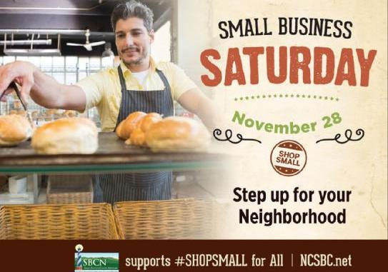 Small Business Saturday Artwork