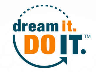 Dream it Do it logo artwork