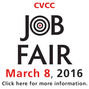 CVCC Job Fair Image