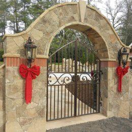 Timmerman Copper Gate