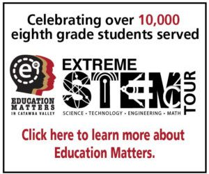 CVCC Education Matters Ad