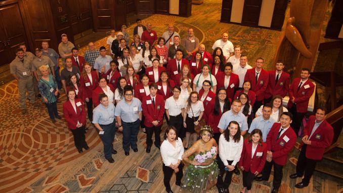 CVCC 2017 SkillsUSA Team Image